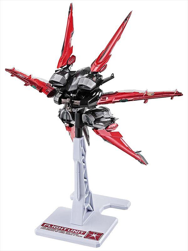 【新品】METAL BUILD 機動戦士ガンダムSEED ASTRAY フライト・ユニットオプションセット 約200mm ABS&PVC&ダイキャスト製 塗装済み可動フィギュア