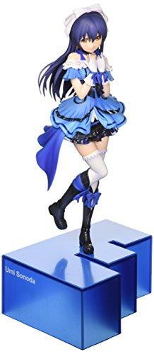 【中古】未開封品ラブライブ! Birthday Figure Project 園田海未 1/8スケール 約20.5cm (本体) PVC製 塗装済 完成品フィギュア (一部ABS製)