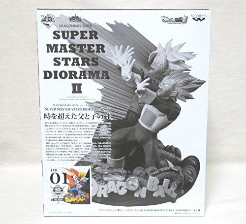 【中古】未開封品 アミューズメント一番くじ ドラゴンボール超 SUPER MASTER STARS DIORAMA THE BRUSH賞 01 A