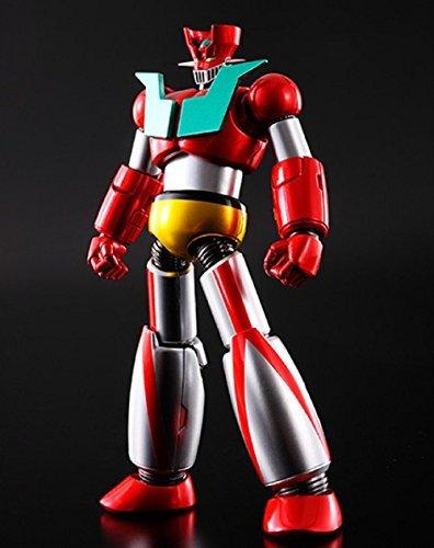 【中古】未開封品スーパーロボット超合金 マジンガーZ ゲッターロボカラー