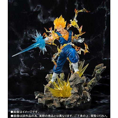 【中古】未開封品フィギュアーツZERO スーパーサイヤ人ベジット