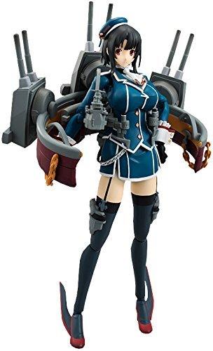 【中古】アーマーガールズプロジェクト 艦隊これくしょん -艦これ- 高雄 全高約14cm ABS&PVC製 フィギュア