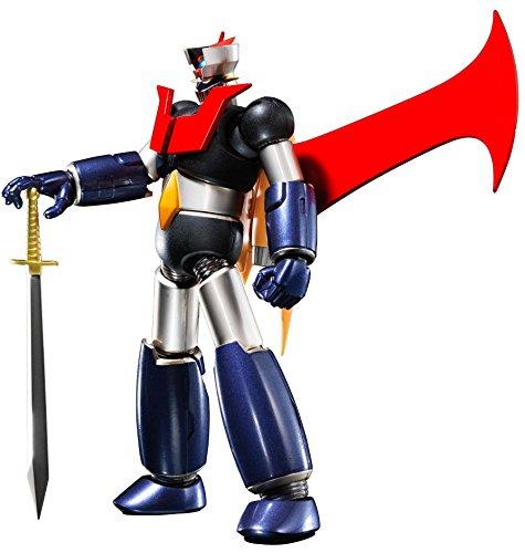 【中古】未開封品スーパーロボット超合金 マジンガーZ マジンガーZ ~鉄(くろがね)仕上げ~ 約135mm ABS&PVC&ダイキャスト製 塗装済み可動フィギュア