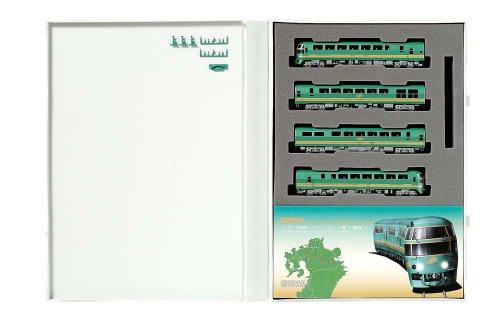 【中古】TOMIX Nゲージ キハ71系 ゆふいんの森I世 更新後 セット 4両 92310 鉄道模型 ディーゼルカー
