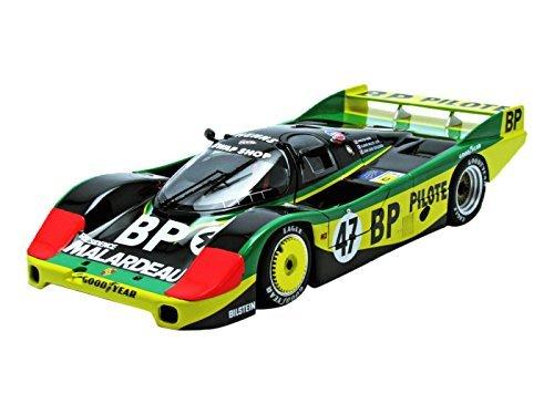 【中古】1/18 ミニチャンプス MINICHAMPS Porsche 956L BPHenn/Ballot-Lena/Schlesser 24h Le Mans 1983 ポルシェ ルマン