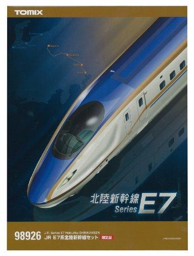 【中古】TOMIX Nゲージ 98926 (限定) E7系北陸新幹線セット