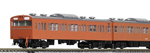 【中古】TOMIX Nゲージ 103系 高運転台非ATC車 オレンジ 基本セット 98238 鉄道模型 電車
