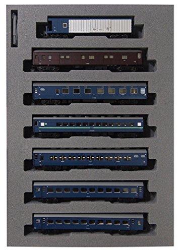 【中古】KATO Nゲージ 10系夜行急行「だいせん」 7両基本セット 10-1449 鉄道模型 客車