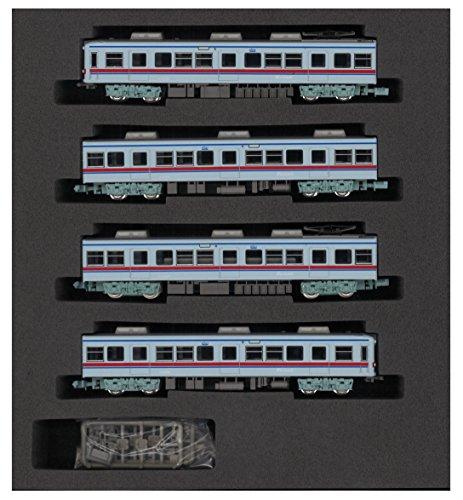 【中古】グリーンマックス Nゲージ 4721 京成3150形 更新車 K'SEI GROUPマーク付き 4両編成セット (動力付き) (塗装済完成品)