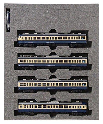 【中古】KATO Nゲージ 115系 300番台 横須賀色 基本 4両セット 10-1271 鉄道模型 電車