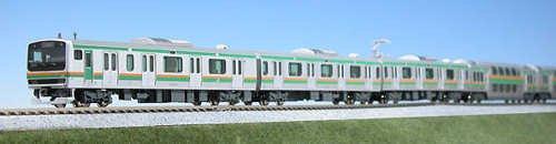 【中古】Nゲージ E231系東海道線・湘南新宿ライン仕様 基本 (8両)