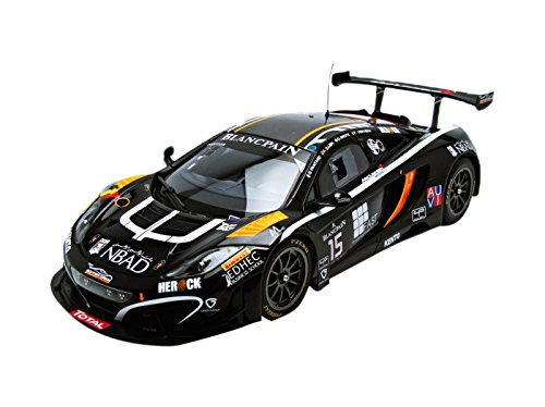 【中古】TSM MODEL 1/18 マクラーレン 12C GT3#15 ブーツェン・ジニオン・レーシング 2014 スパ・フランコルシャン24h