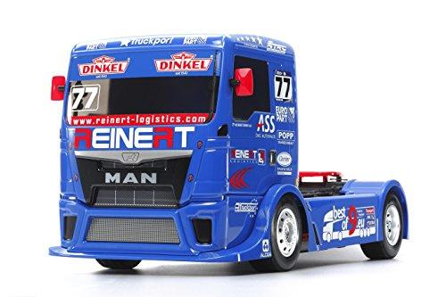 【中古】タミヤ 1/10 電動RCカーシリーズ No.642 1/14 TEAM REINERT RACING MAN TGS (TT-01シャーシ TYPE-E) 58642