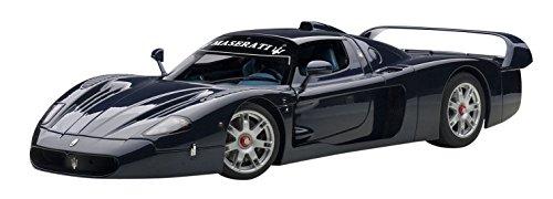 【中古】AUTOart 1/18 マセラティ MC12 (メタリック・ダークブルー) 完成品
