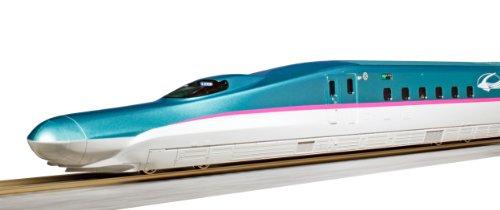 【中古】KATO HOゲージ E5系 新幹線 はやぶさ 基本 4両セット 3-516 鉄道模型 電車