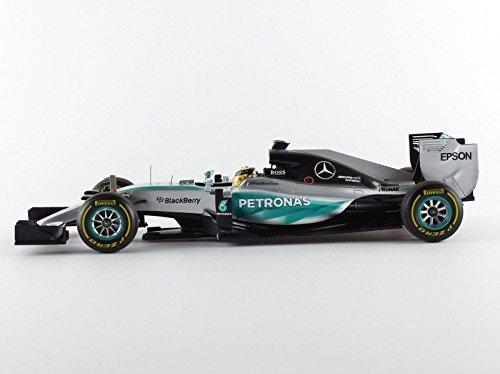 【中古】【Spark】1/18 Mercedes F1 W06 No.44 US GP 2015 World Champion 2015 - with Pit Borad L.Hamilton