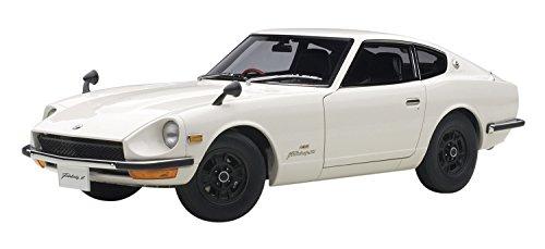 【中古】AUTOart 1/18 日産 フェアレディ Z432 (ホワイト) 完成品