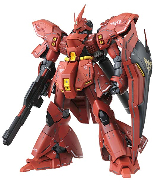 【中古】MG 1/100 MSN-04 サザビーVer.Ka (機動戦士ガンダム 逆襲のシャア)