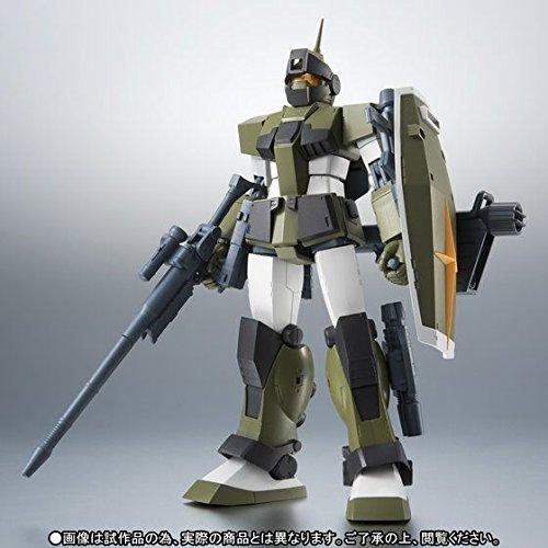 【中古】ROBOT魂〈SIDE MS〉機動戦士ガンダム RGM-79SC ジム・スナイパーカスタム ver. A.N.I.M.E. 全高約125mm