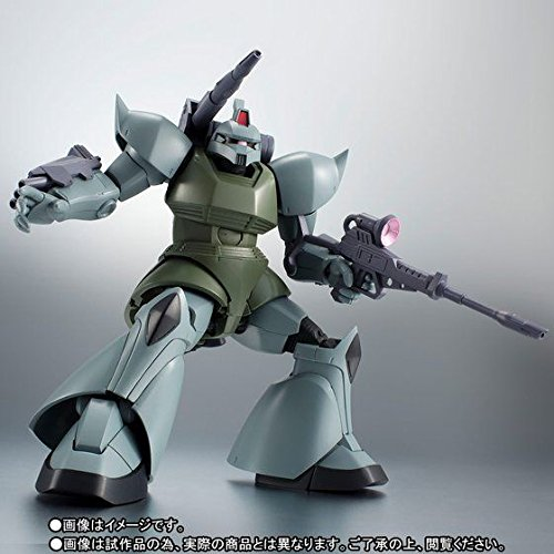 【中古】ROBOT魂 〈SIDE MS〉 MS-14A 量産型ゲルググ&C型装備 ver. A.N.I.M.E. 『機動戦士ガンダム』(魂ウェブ商店限定)