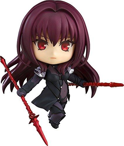 【中古】未開封品ねんどろいど Fate/Grand Order ランサー/スカサハ ノンスケール ABS&PVC製 塗装済み可動フィギュア