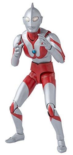 【中古】S.H.フィギュアーツ ウルトラマン 約150mm PVC&ABS製 塗装済み可動フィギュア
