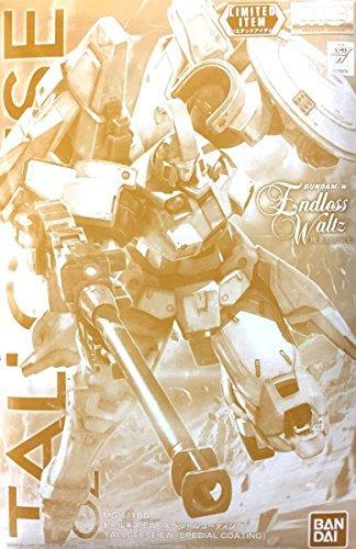 【中古】【イベント限定】MG 1/100 トールギス EW [スペシャルコーティング] ガンダムビルドファイターズ