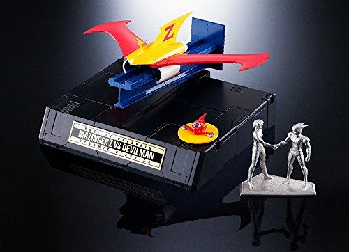【中古】超合金魂 GX-70VS マジンガーZ D.C. 対デビルマンオプションセット『マジンガーZ対デビルマン』(魂ウェブ商店限定)
