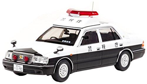 【中古】RAI'S 1/43 トヨタ クラウン (GS151Z) 2000 警視庁所轄署地域警ら車両 歌舞伎号 完成品