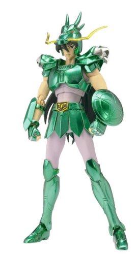 【中古】聖闘士聖衣神話 ドラゴン紫龍 初期青銅聖衣