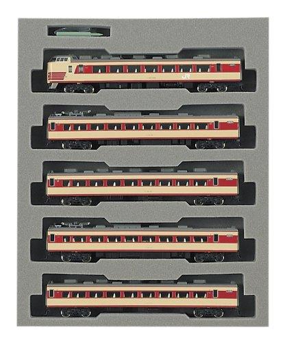 【中古】KATO Nゲージ 183系 中央ライナー 9両セット 10-488 鉄道模型 電車