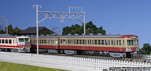 【中古】KATO Nゲージ 西武鉄道 701系 非冷房 基本 4両セット 10-1356 鉄道模型 電車
