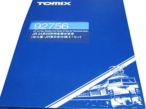 【中古】TOMIX Nゲージ 24系 北斗星 JR東日本 7両セット 92756 鉄道模型 電車