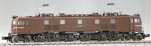 【中古】KATO Nゲージ EF58 初期形大窓 茶 つばめ・はとヘッドマーク付 3020-4 鉄道模型 電気機関車