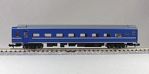 【中古】TOMIX Nゲージ オハネフ25-100 銀帯 8534 鉄道模型 客車