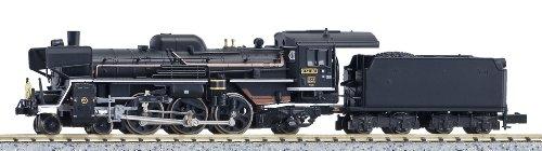 【中古】マイクロエース Nゲージ C57-180 門鉄デフ A9912 鉄道模型 蒸気機関車