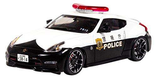 【中古】RAI'S 1/43 日産 フェアレディ Z NISMO (Z34) 2016 警視庁交通部交通機動隊車両 限定 完成品