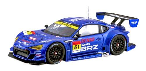 【中古】エブロ 1/43 スバル BRZ R&D スポーツ 2012 #61 完成品