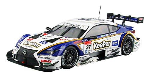 【中古】エブロ 1/43 KeePer TOM'S RC F SUPER GT500 2014 No.37 完成品