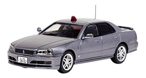 【中古】RAI'S 1/43 日産 スカイライン 25GT-X (ER34) 2000 警視庁刑事部機動捜査隊車両 限定 完成品
