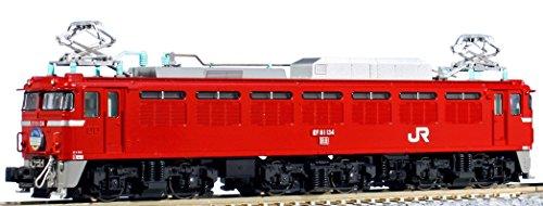 【中古】KATO Nゲージ EF81 JR東日本色 双頭連結器付 3066-4 鉄道模型 電気機関車
