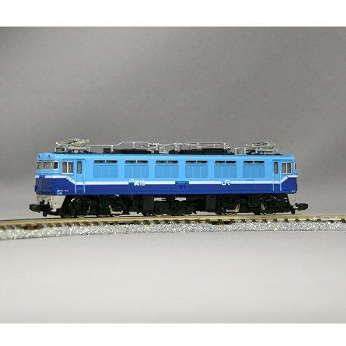 【中古】Nゲージ車両 ED76 (JR貨物カラー) 2184