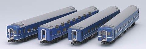 【中古】TOMIX Nゲージ 14系 15形 寝台特急 彗星 4両セット 92278 鉄道模型 客車