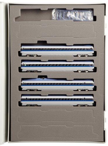 【中古】TOMIX Nゲージ 500系 新幹線 のぞみ 増結セット A 4両 92307 鉄道模型 電車