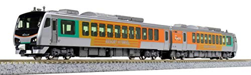 【中古】KATO Nゲージ HB-E300系「リゾートあすなろ」 2両セット 10-1369 鉄道模型 ディーゼルカー