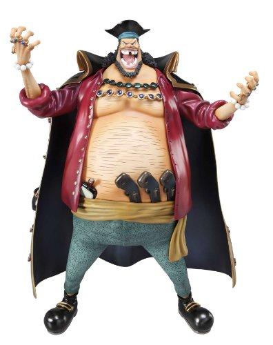 【中古】未開封品Portrait.Of.Pirates ワンピースシリーズNEO-DX 黒ひげ マーシャル・D・ティーチ
