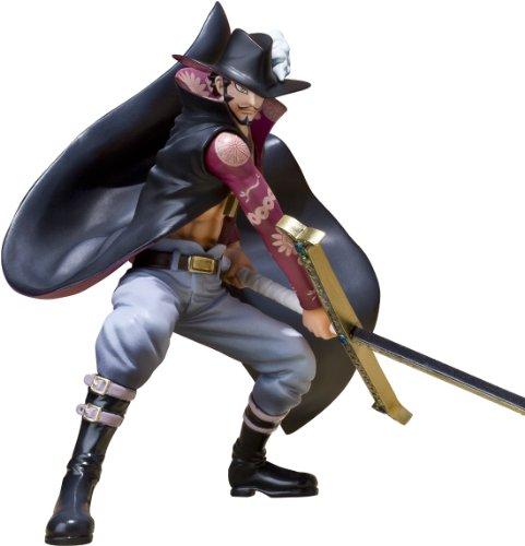 【中古】未開封品フィギュアーツZERO ジュラキュール・ミホーク -Battle Ver.-