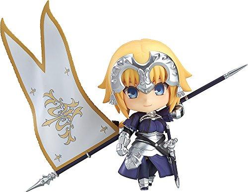 【中古】ねんどろいど Fate/Grand Order ルーラー/ジャンヌ・ダルク ノンスケール ABS&PVC製 塗装済み可動フィギュア