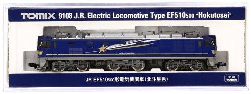 【中古】TOMIX Nゲージ EF510-500北斗星色 9108 鉄道模型 電気機関車