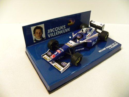【中古】1/43 ウィリアムズ ルノー FW19 1997 #3 J.ヴィルヌーブ